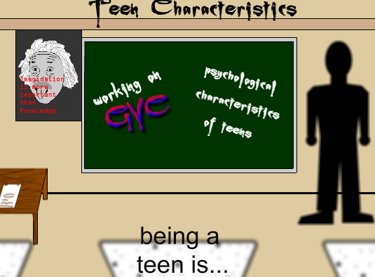 character traits of a teenager Character definition is — one of the attributes or features that make up and distinguish an individual how to use character in a sentence traits of character.