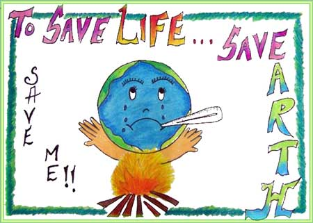 essay for saving mother earth Please save my earth (japanese: , hepburn: boku no chiky o mamotte), sometimes abbreviated bokutama, is a sh jo manga by saki hiwatari.