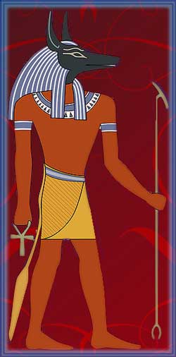 GVC09 24 Mystical creatures and gods Egyptian