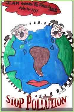 Gvc09 01 Save Earth Air Pollution